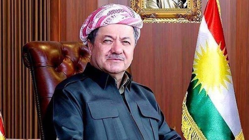Başkan Barzani: Büyük bir üzüntü ile öğrendim