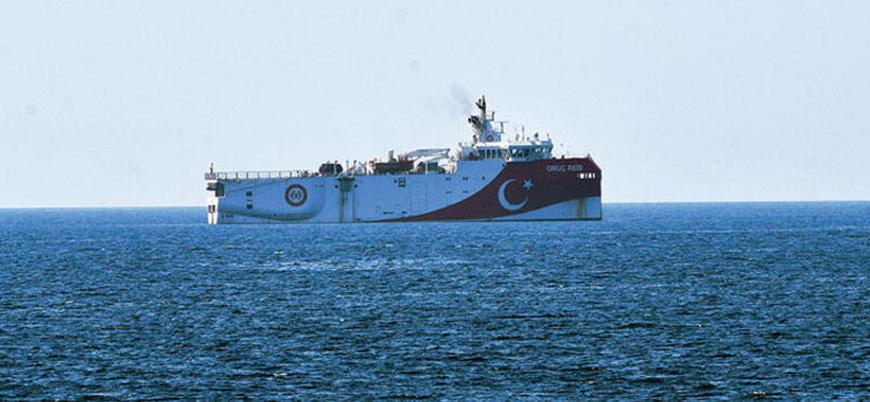 Akdeniz |Türkiye'den NAVTEX ilanı