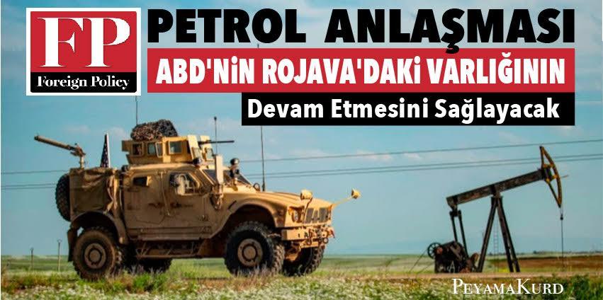 FP: Anlaşma, Kürtlere daha fazla özerklik verecek