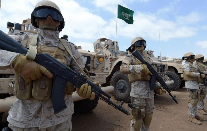 Suudi Arabistan Rojava'ya asker yolladı
