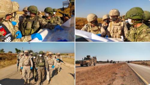 Suriye | Rusya ve Türkiye'den ortak devriye