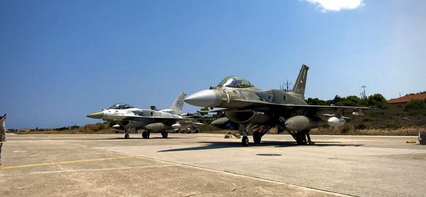 O ülke Yunanistan'a 9 savaş uçağı yolladı!