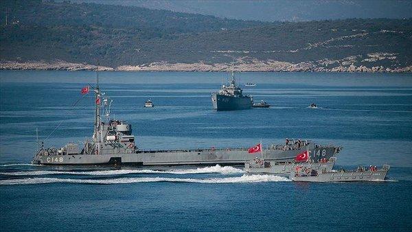 AB Dışişleri Bakanları toplanıyor: Gündem Doğu Akdeniz