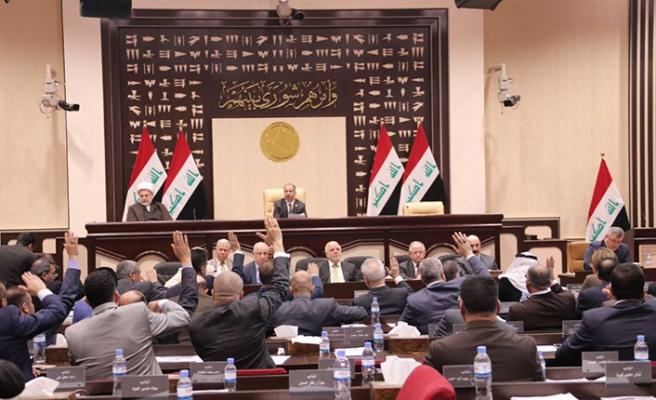 Irak Parlamentosu'ndan Kazimi'ye çağrı