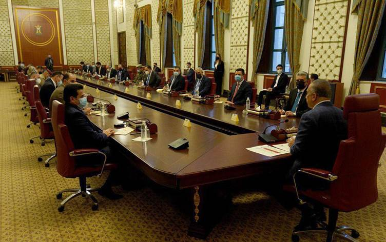 Arap aşiret liderlerinden Şengal anlaşmasına destek