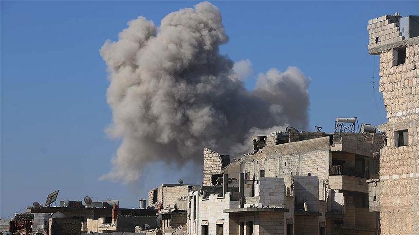 Rusya SMO'yu vurdu: Çok sayıda ölü var