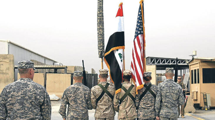 Irak Hizbullahı ABD askerlerini saldırıyla tehdit etti!
