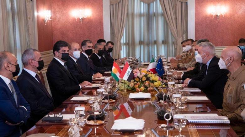 Barzani: Tehditlere karşı Kazimi'nin adımlarını destekliyoruz
