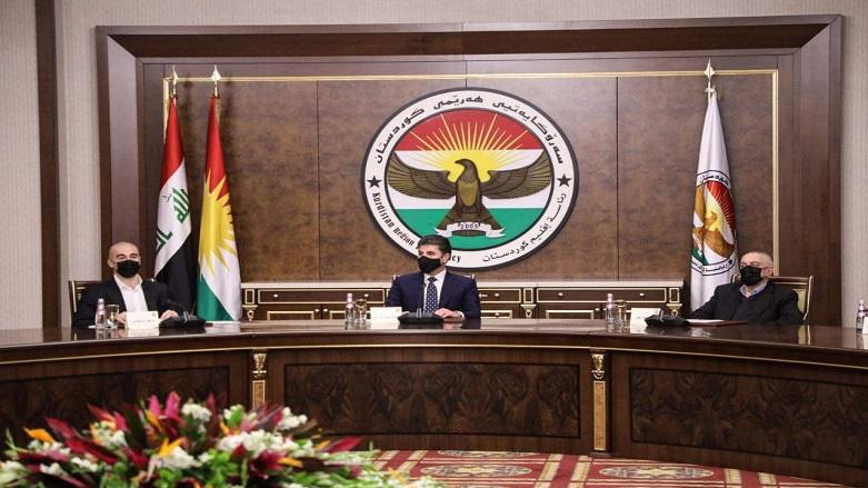 KDP, KYB ve Goran arasındaki toplantı bitti: İşte detaylar