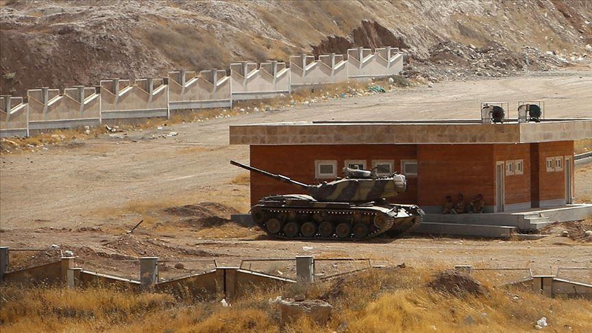 İran'dan açıklama: Sınıra askeri yığınak yaptık