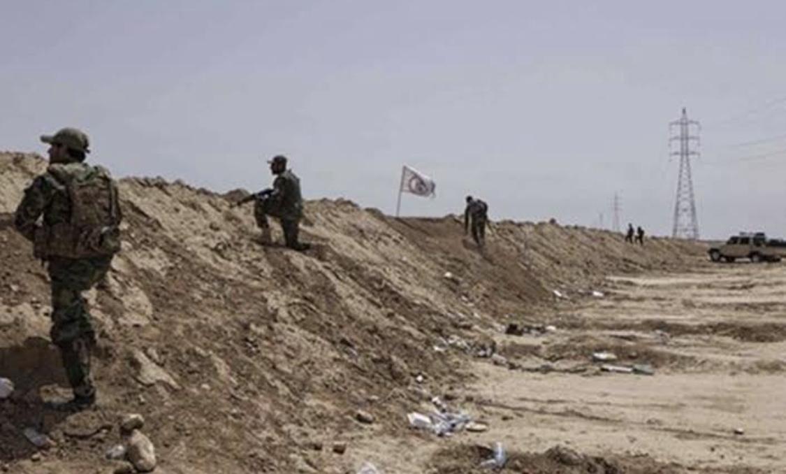 İsrail füze saldırısı ile 6 İranlı milisi öldürdü