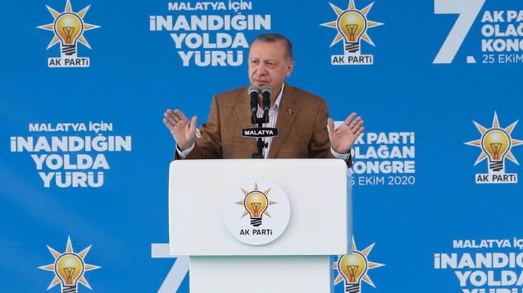 Erdoğan'dan ABD'ye: Kiminle dans ettiğinizin farkında değilsiniz