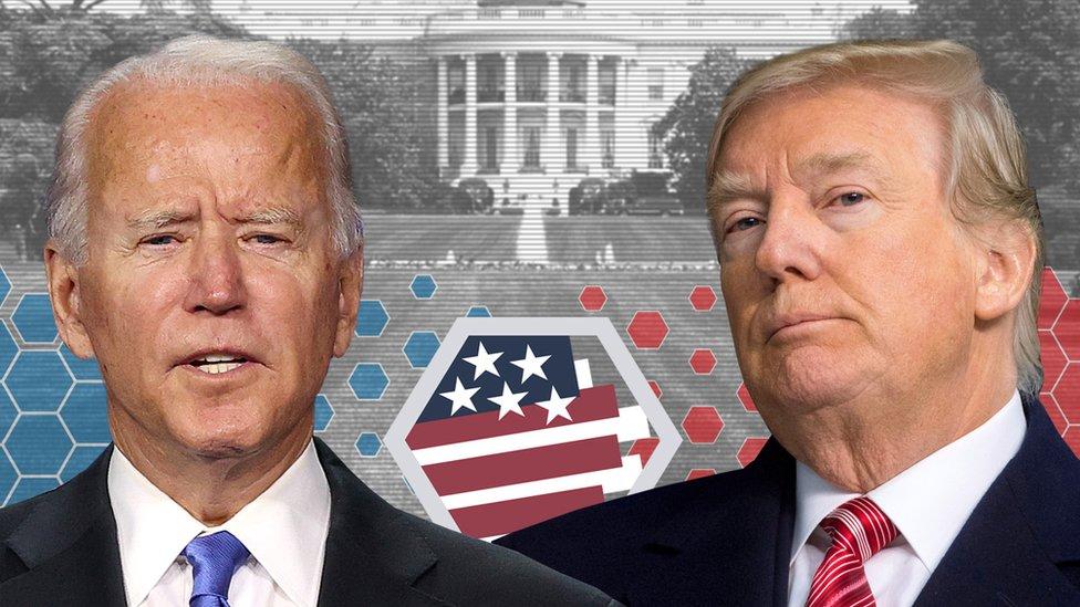 Joe Biden, 'kritik eyalette' 27 bin farkla öne geçti!