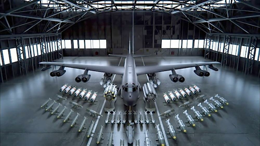 ABD bombardıman uçağını Ortadoğu'ya gönderdi