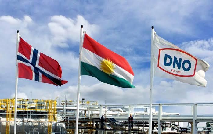 DNO'nun Kürdistan Bölgesi petrol üretiminde artış