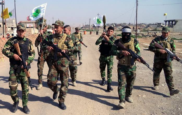 ABD'den Irak'a sert nota: İranlı milisleri derhal kontrol edin!