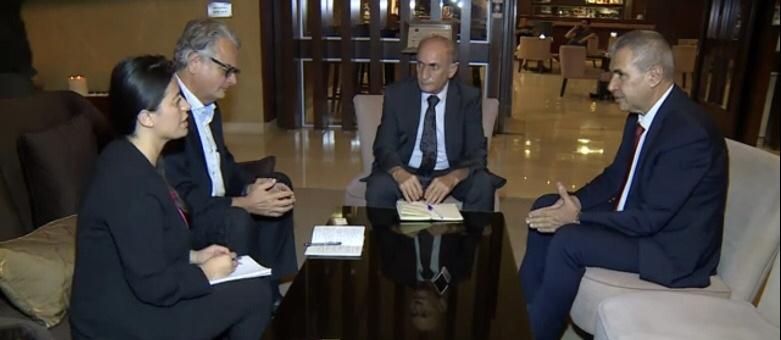 İsveç heyeti başkent Erbil'de ENKS ile görüştü
