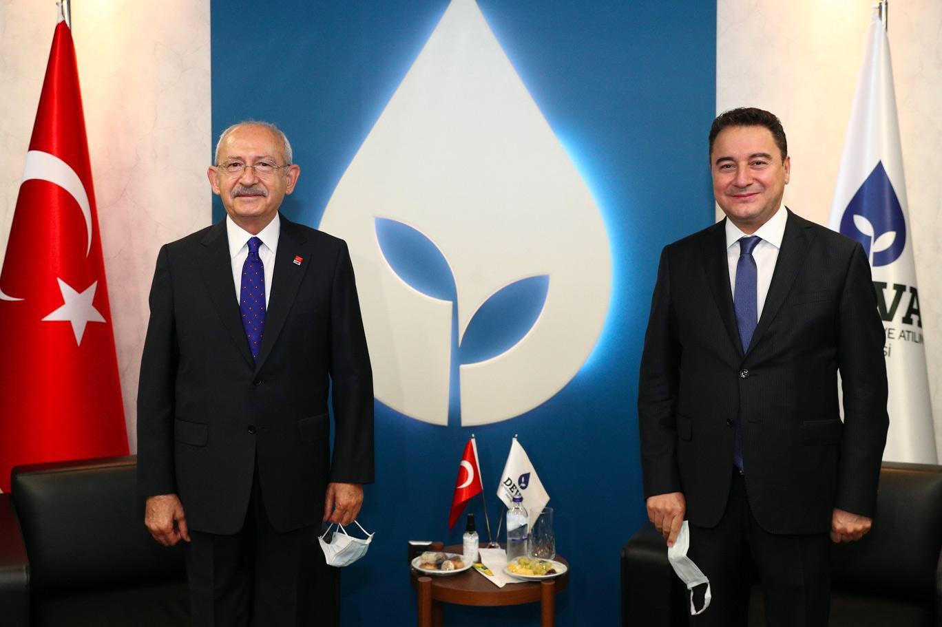 Babacan ve Kılıçdaroğlu görüştü: İttifak mı yapılacak?