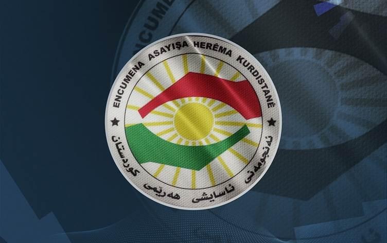 Kürdistan Bölgesi Güvenlik Konseyi'nden kamuoyuna!