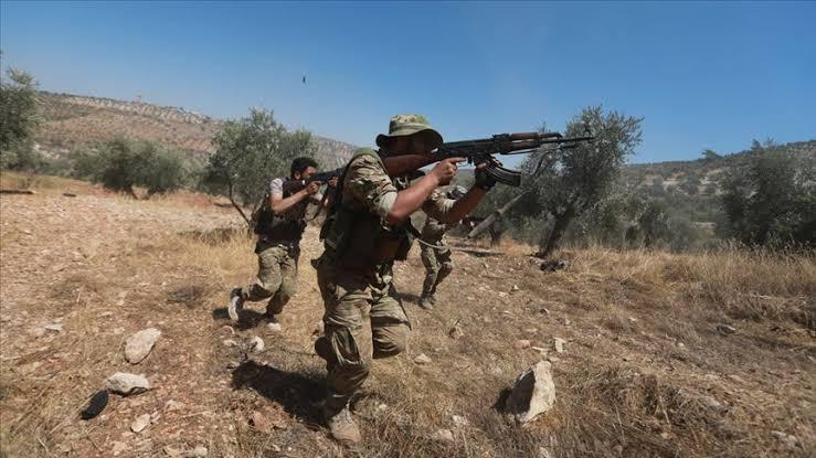 SMO komutanı: Azerbaycan'a savaşçı yolladık