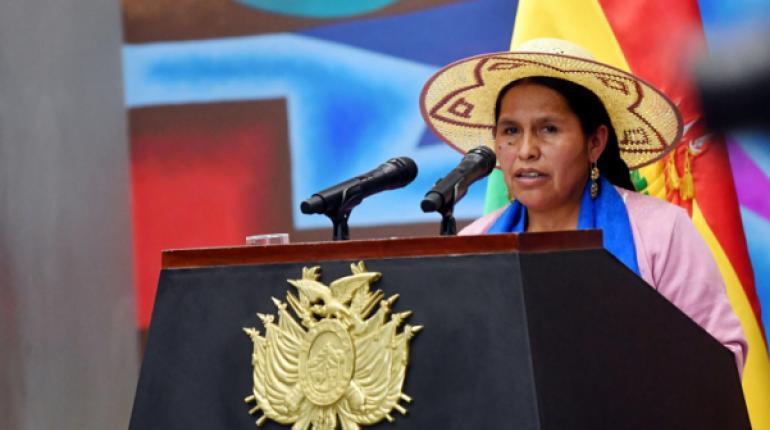 Bolivya kurduğu bakanlıkla dünyada bir ilki gerçekleştirdi