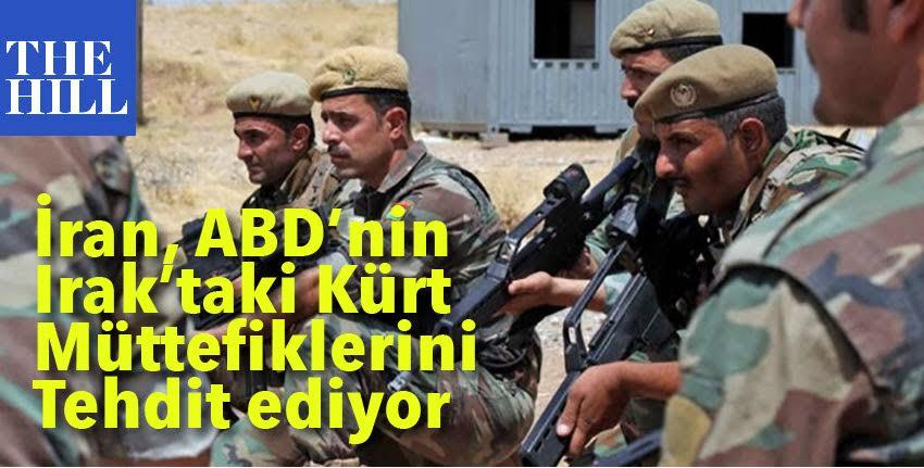 """""""İran, sadece ABD'yi değil, Kürtleri de hedef alacak"""""""