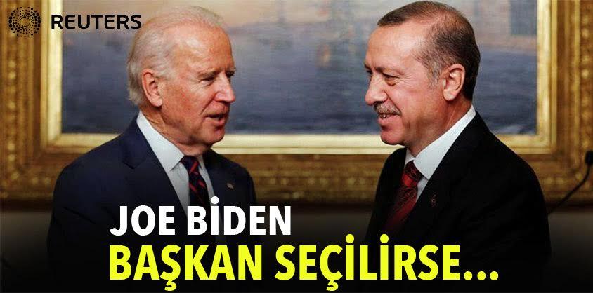 'Türk Lirası ve Erdoğan, Joe Biden riski ile karşı karşıya'