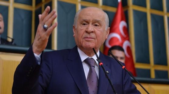 ViDEO |'Sözde Kürt meselesi' diyen Bahçeli: Hele bir sokağa çıksınlar...