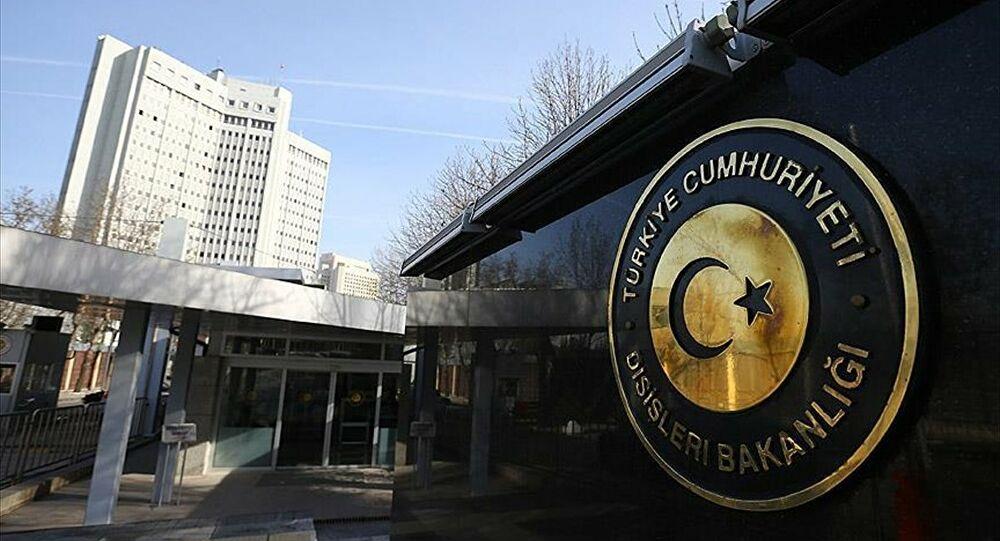 Türkiye'den AP'nin kararına tepki