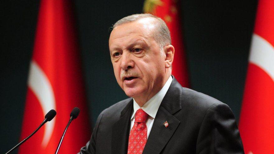 Erdoğan: Kürtlerle problemimiz yok!