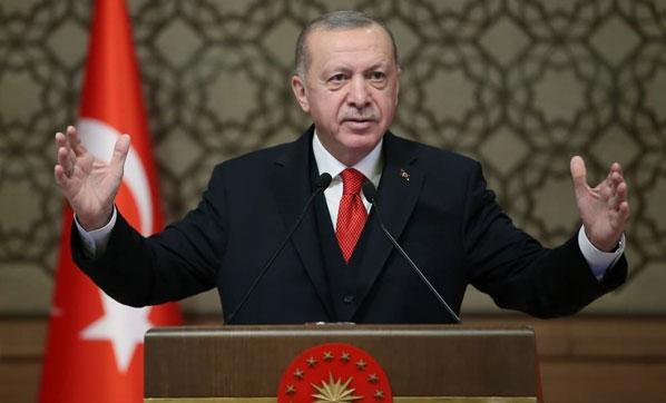Erdoğan'dan aşı ithalatıyla ilgili açıklama