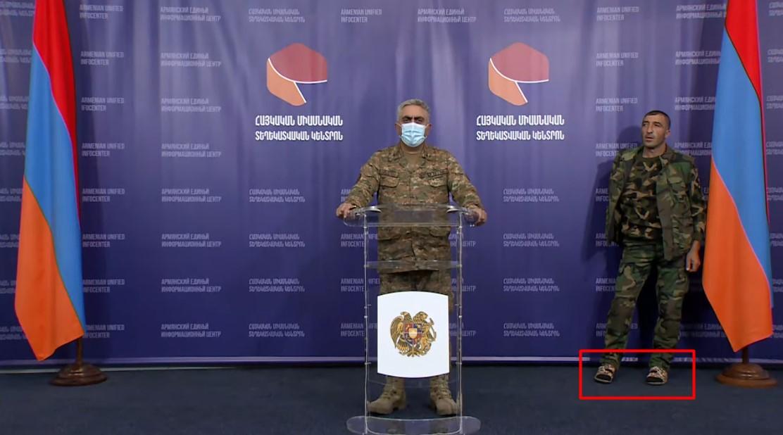 Azerbaycan'ın kontrol altına aldık açıklamasına Ermenistan'dan yanıt