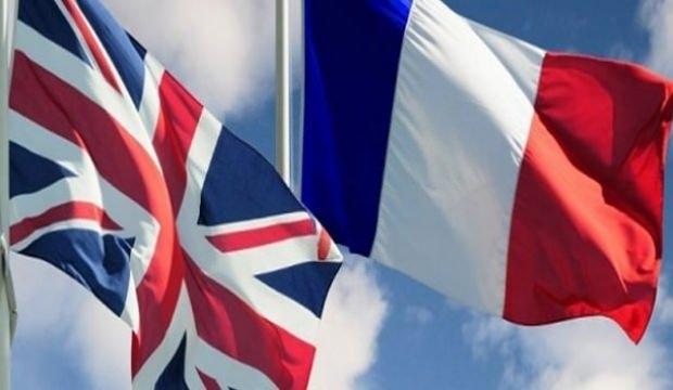 İngiltere ve Fransa'dan ortak anlaşma