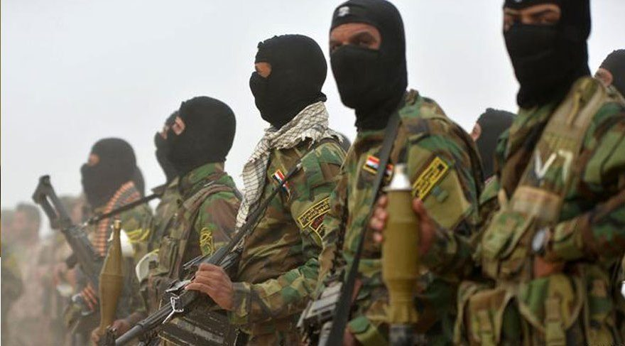 Irak: Haşdi Şabi, Anbar Operasyonlar Komutanlığı'na saldırdı!