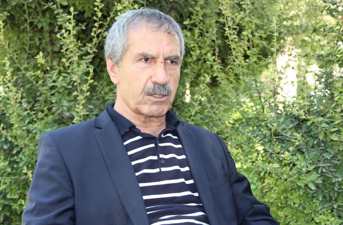 Kürt siyasetçi Hamit Kılıçaslan hayatını kaybetti