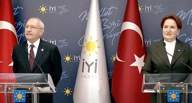 İYİ Parti ve CHP'den erken seçim talebi