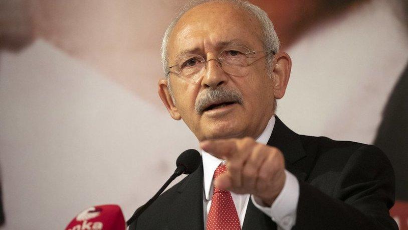 Kılıçdaroğlu: İktidar, HDP'yi parçalamak istiyor