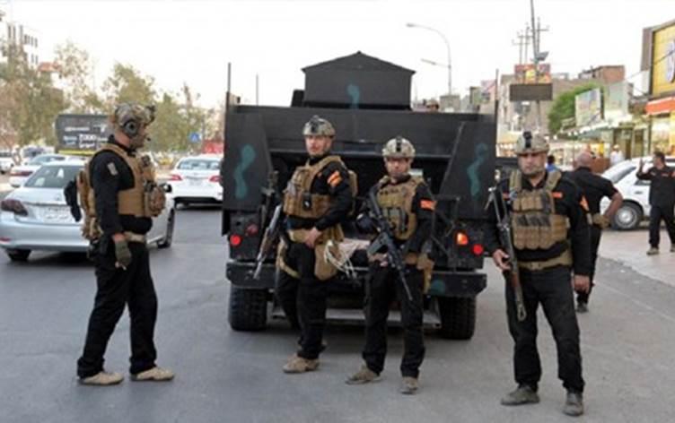 Üst düzey bir IŞİD'li Kerkük'te yakalandı!