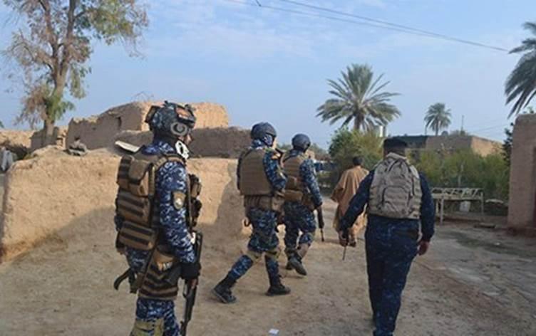 Kerkük'te IŞİD'e operasyon!