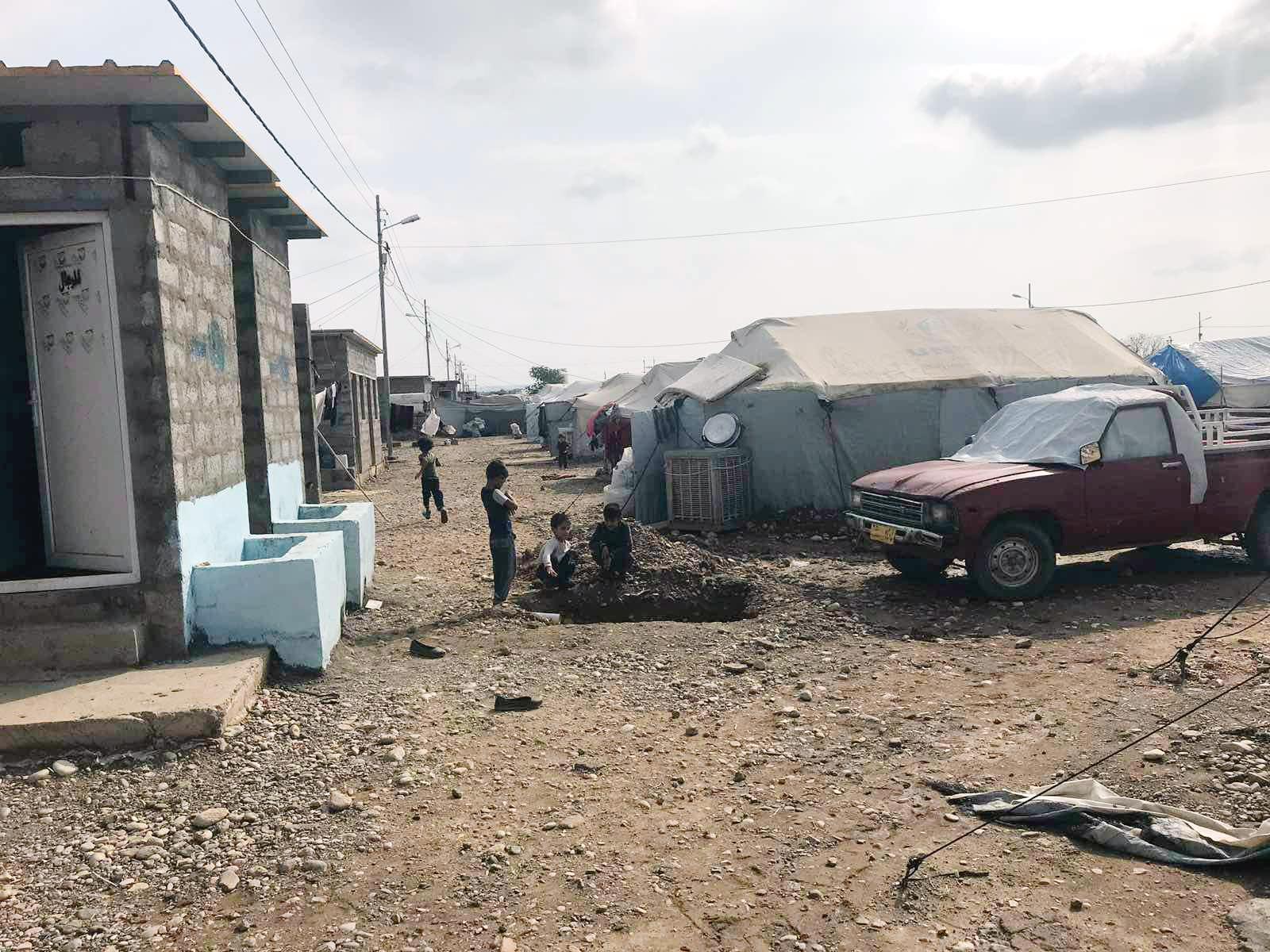 Kerkük: Tüm kamplar kapatıldı