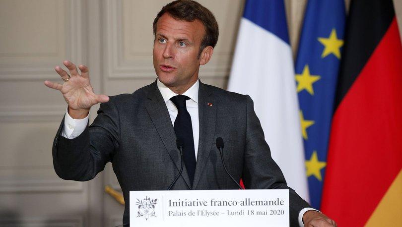 Macron'un önerisine İran'dan ret!