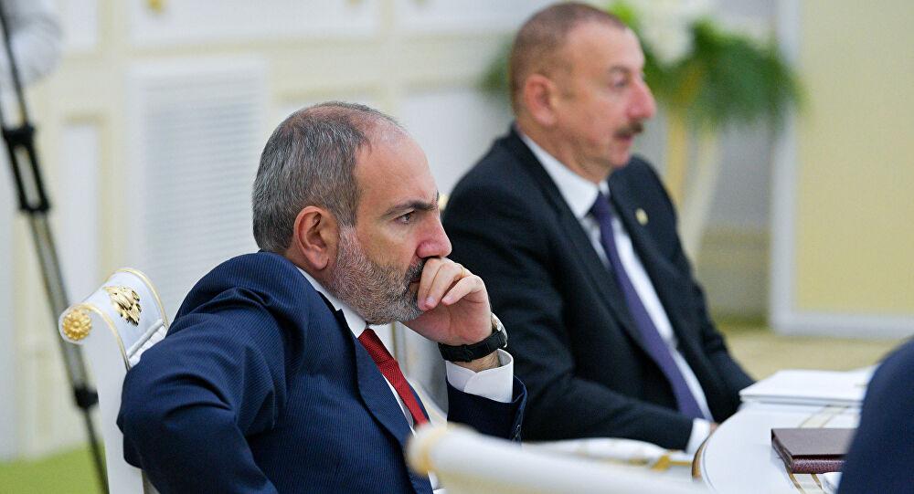 Paşinyan: Dağlık Karabağ'ın bağımsızlığını tanımayı düşünüyoruz