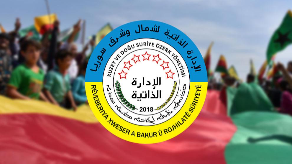 Rojava Özerk Yönetimi'nden uluslararası topluma mektup