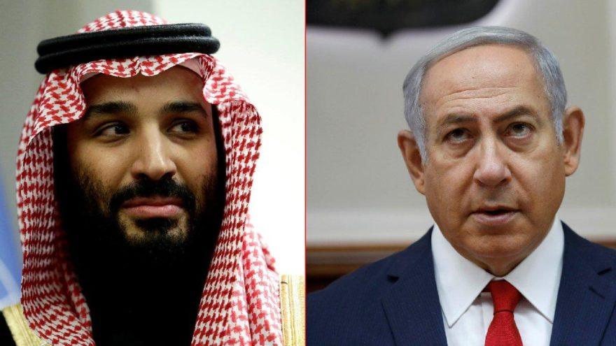 Netanyahu bir anlaşmaya varmadan Suudi Arabistan'dan geri döndü