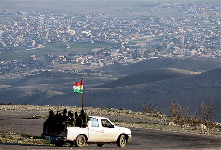 Peşmerge Komutanı: PKK, Şengal'in Irak'a bağlı kalmasını istiyor