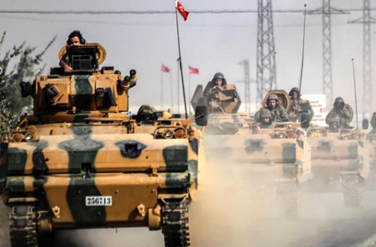 Şarkul Avsat: Türkiye, Biden öncesi Suriye'deki hareketliliğini arttırdı