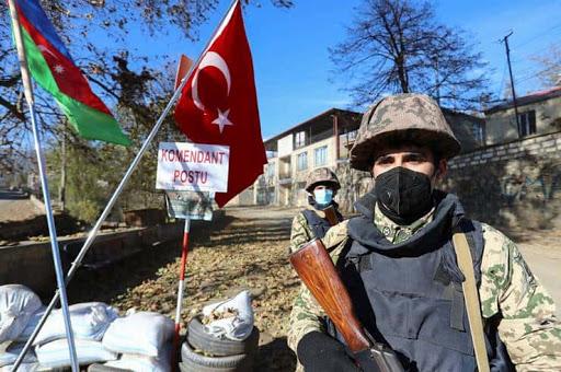 Türkiye'den Karabağ Ortak Merkezi'nin kuruluşuna ilişkin açıklama