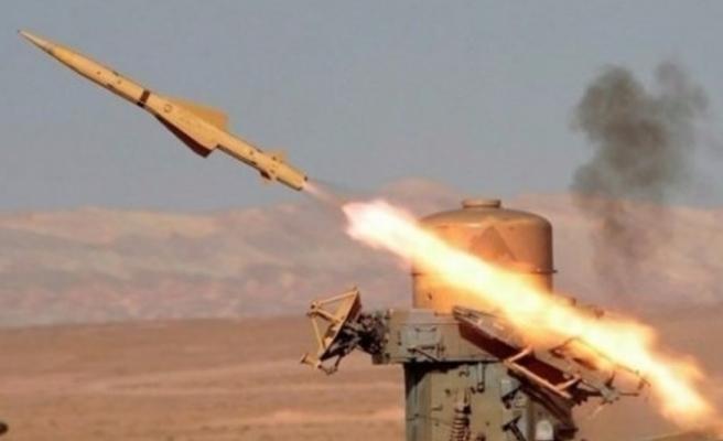 İsrail'den Suriye'ye füze saldırısı!