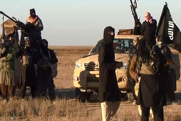Deyrezor'da meydana gelen saldırıyı IŞİD üstlendi!