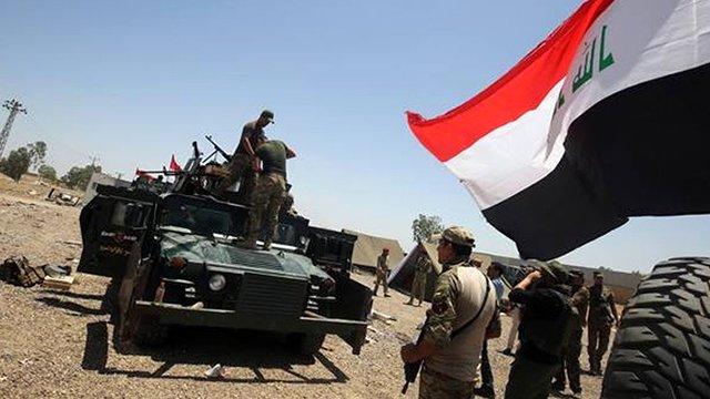 IŞİD, Irak güçlerine saldırdı: 2 kişi öldü!